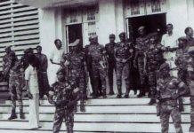 Les révolutionnaires du 4 août 83