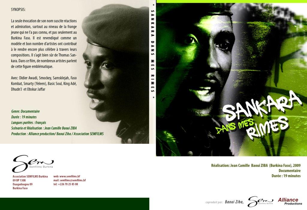 pochette du DVD