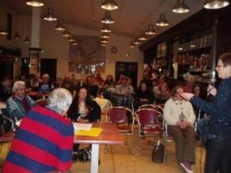 Debat le 6 avril au centre de vacances du CCAS de l'EDF de Marinca Porticcio