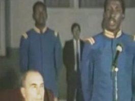 La joute verbale Mitterrand Sankara