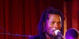 Sams'K Le Jah en concert à Berlin en octobre 2015 (photo Bruno Jaffré)
