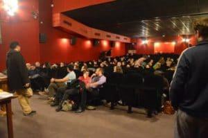 Toulouse 12 Janvier au cinéma Utopie. Débat à l'issue de la projection